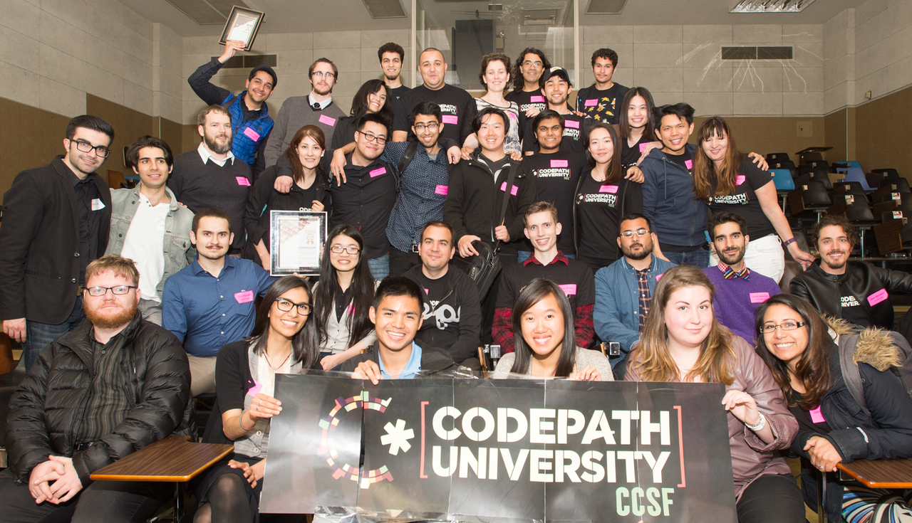 CodePath University City College of San Francisco Cohort, Fall 2016